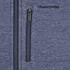 Craghoppers Men's Swainby Half Zip Sweatshirt - Dusk Blue Marl: Image 4