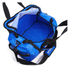 Waterproof Sports Bag – Blue: Image 4