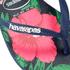 Havaianas Women's Slim Floral Flip Flops - Navy Blue: Image 4