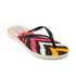 Havaianas Women's Slim Tribal Flip Flops - White/Black: Image 3
