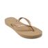 Havaianas Women's Slim Flip Flops - Rose Gold: Image 3