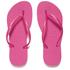 Havaianas Women's Slim Flip Flops - Shocking Pink: Image 1