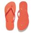 Havaianas Women's Slim Flip Flops - Neon Orange: Image 5