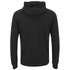 J.Lindeberg Men's Zipped Hooded Sweatshirt - Black: Image 2