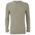 J.Lindeberg Men's Crew Neck Knitted Jumper - Golden Beige: Image 1