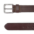 BOSS Orange Men's Jeek Leather Belt - Brown: Image 2