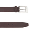 BOSS Hugo Boss Men's C-Ellot Leather Belt - Brown: Image 2