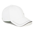 BOSS Green Men's Small Logo Cap - White: Image 2