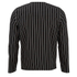 Opening Ceremony Men's Pinstripe Tunic Shirt - Black: Image 2