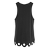 Carven Women's Circle Vest - Black: Image 3