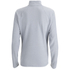 The North Face Women's Glacier Quarter Zip Fleece - TNF Light Grey Heather: Image 2