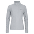 The North Face Women's Glacier Full Zip Fleece - TNF Light Grey Heather: Image 1