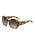 MICHAEL MICHAEL KORS Women's Panama Sexy Miranda Sunglasses - Jet Set Tortoise: Image 2