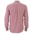 Lyle & Scott Vintage Men's Long Sleeve End On End Shirt - Ruby: Image 2