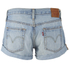 Levi's Women's Custom Roll Hem 501 Shorts - Country Road: Image 2
