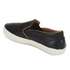 YMC Men's Slip-on Trainers - Black: Image 5
