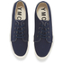 YMC Men's Lace Up Trainers - Navy: Image 2