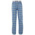 Tokyo Laundry Men's Half Moon Bay Check Lounge Pants - Swedish Blue: Image 2