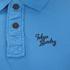Tokyo Laundry Men's Port Orange Polo Shirt - Swedish Blue: Image 3