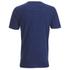 Tokyo Laundry Men's Indigo Tiger Acid Wash T-Shirt - Dark Indigo: Image 2