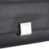 Calvin Klein Women's Kate Pebbled Leather Clutch Bag - Black: Image 3