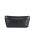 Calvin Klein Women's Kate Pebbled Leather Clutch Bag - Black: Image 5