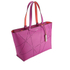 Calvin Klein Women's Sofie Perforated Large Saffiano Tote Bag - Berry: Image 2