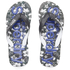 Superdry Men's Aop Flip Flops - Optic Black/Deco Blue: Image 1