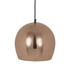 Bark & Blossom Copper Bowl Pendant Lamp: Image 3