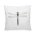 Bark & Blossom Dragonfly Cushion: Image 1