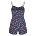 Superdry Women's Holiday Print Playsuit - Stem Floral: Image 2