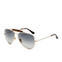 Ray-Ban Men's Outdoorsman Aviator Sunglasses - Gold: Image 2