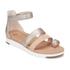 UGG Women's Zina Gladiator Sandals - Gray Gold: Image 2