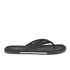 UGG Men's Bennison II Nubuck Flip Flops - Black: Image 2
