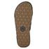 UGG Men's Bennison II Nubuck Flip Flops - Black: Image 3