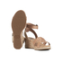 UGG Women's Maysie Wedged Sandals - Tawny: Image 6