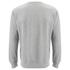 Carhartt Men's College Sweatshirt - Grey/Burgundy: Image 2