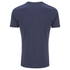 Carhartt Men's Standard Crew Neck Twin Pack T-Shirt - White/Navy: Image 2