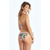 Wildfox Women's Fairy Wall Ruffle String Bikini Bottoms - Multi: Image 3