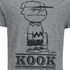 TSPTR Men's Kook T-Shirt - Grey Marl: Image 3