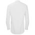 BLK DNM Men's Poplin Kaftan Shirt - White: Image 2