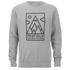 Penfield Men's Peaks Sweatshirt - Grey: Image 1