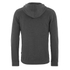Jack & Jones Men's Core Take Hoody - Dark Grey Melange: Image 2