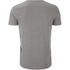Jack & Jones Men's Core Hex T-Shirt - Grey Marl: Image 2