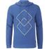 Sudadera capucha Jack & Jones Core Fat - Hombre - Azul: Image 1