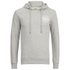 Jack & Jones Men's Originals Smooth Hoody - Light Grey Melange: Image 1