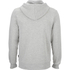 Jack & Jones Men's Originals Len Zip Through Hoody - Light Grey Marl: Image 2
