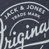 Jack & Jones Men's Originals Tones Sweatshirt - Navy Blazer Melange: Image 3