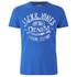 Jack & Jones Men's Originals Raffa T-Shirt - Imperial Blue: Image 1