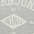 Jack & Jones Men's Originals Diamond T-Shirt - Light Grey Marl: Image 4